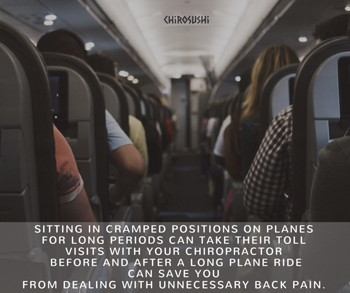 Anyone who has taken a long haul flight will know how t...