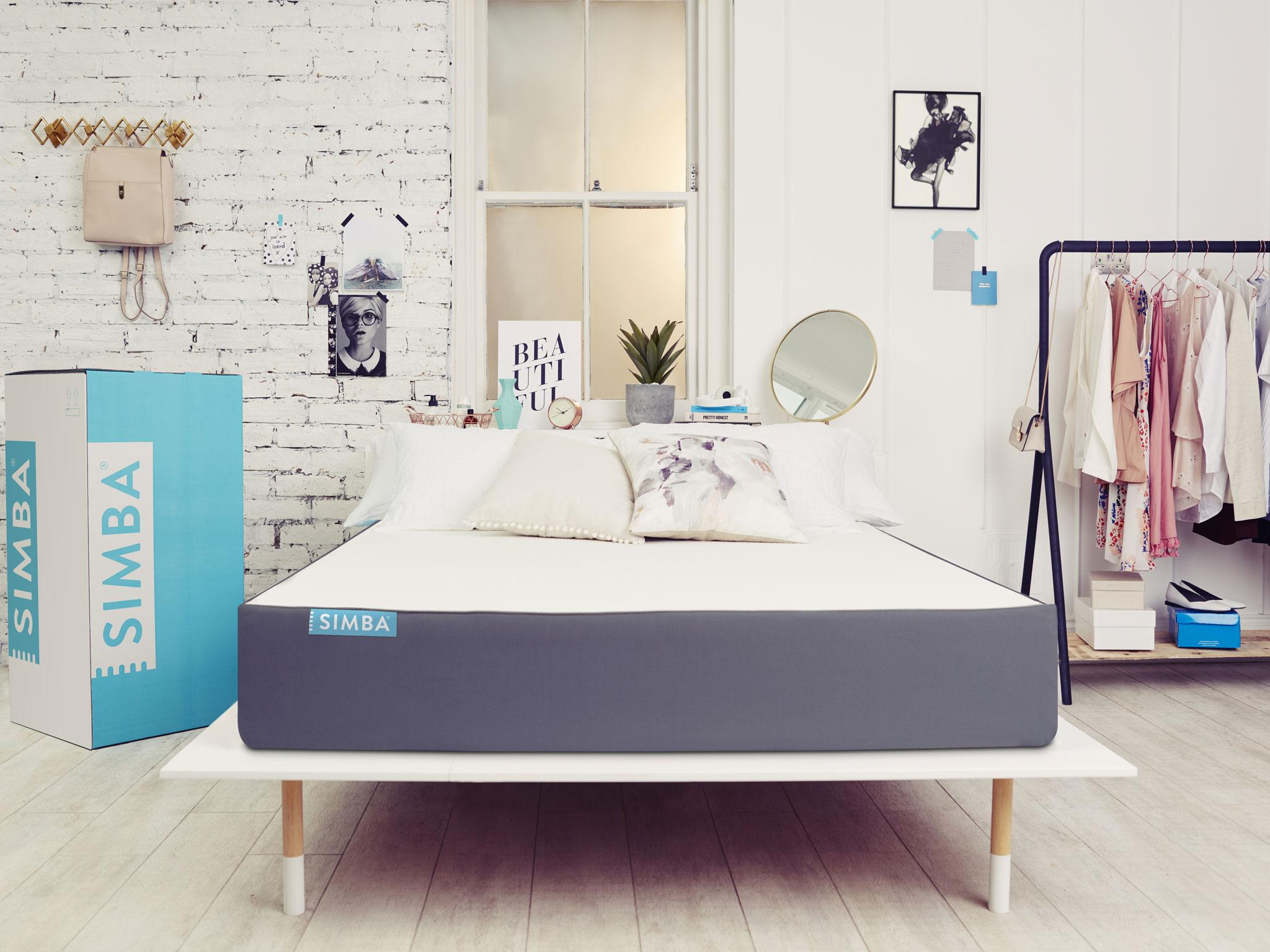 "Not sleeping well? You may need a new mattress. ""A bed ..."